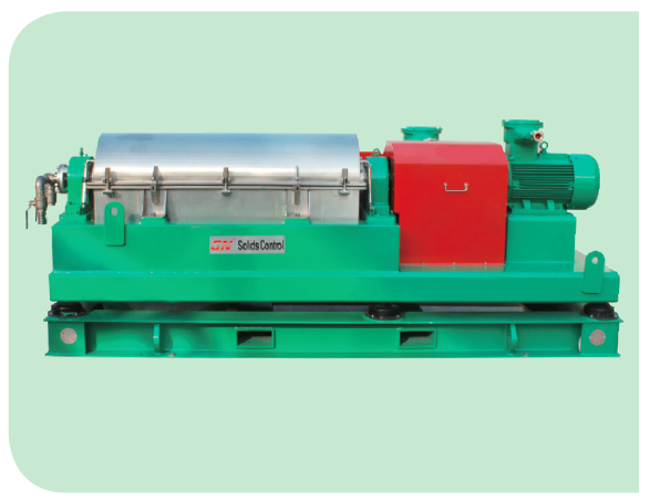 Waste Management Centrifuge